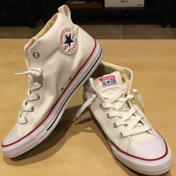0cc66f856cb1c8 Converse Other - Converse Chuck Taylor Street Mid Sneaker